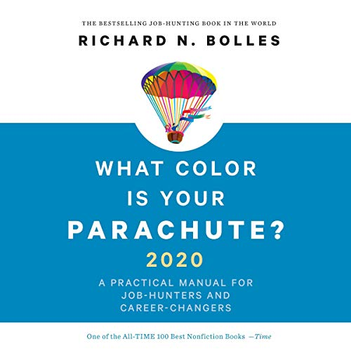 What Color is Your Parachute? 2020  By  cover art