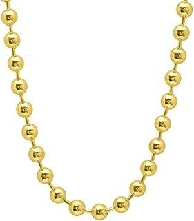 قلادة من الفضة الإسترلينية 925 عيار 1.5 مم 2 مم 3 مم 4 مم، قلادة من الفضة الإسترلينية مطلية بالذهب عيار 14، مصنوعة في إيطا...