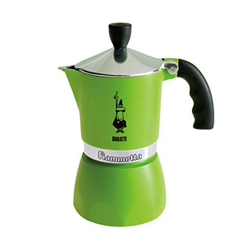 Fiammetta Verde - caffettiera Espresso x 3 Tazze