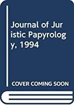 JJP 24 (1994) (Journal of Juristic Papyrology)