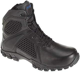 """Bates Men's Shock 6"""" Side Zip Boot"""