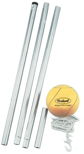 Markwort Official Tetherball Complete Set (8-Foot)