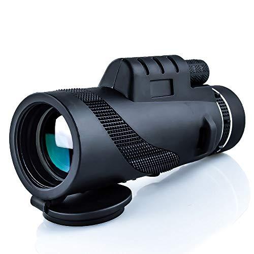 ILCD Adult Telescoop met Telescoop, Waterdichte Spiegel, met Telefoon Camera Adapter En Telefoon Statief voor Vogels Horloge/Jagen/Camping/Reizen/Wandelen