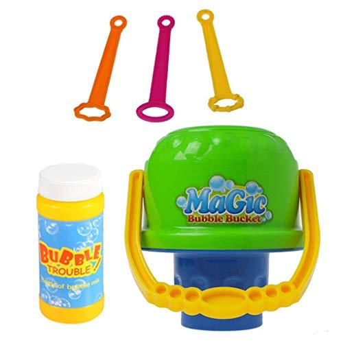 Kinderen Bubbels Buitenspeelgoed Waterblaas Kinderen Bubbels Speelgoed Bellenemmer Zeep Bellenblazer Kinderen Verjaardagscadeau Speelgoed