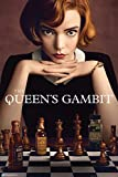Close Up The QueenÉs Gambit Poster Elizabeth Harmon (61cm