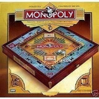 Parker Brothers Premier 70th Anniversary Edition Monopoly by: Amazon.es: Juguetes y juegos