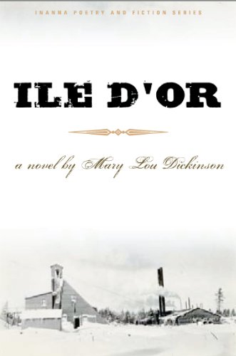 Book: Ile D'or by Mary Lou Dickinson