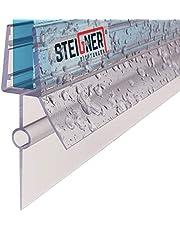 STEIGNER Vervangende afdichting doucheafdichting voor 5 mm/6 mm glasdikte