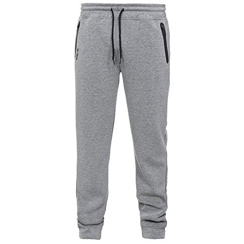 Trespass - Pantalon de Sport APOC DLX - Homme (XS) (Gris chiné)
