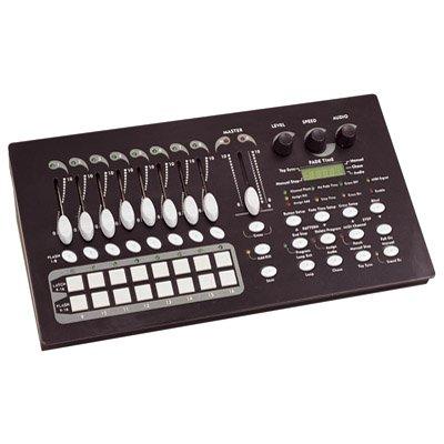 G018WG Soundlab DMX 512 16 Channel Stage Lighting Control Console Unit