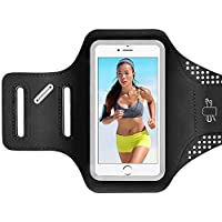 9ABOY Water-Resistant Smartphone Armband Case for iPhone / Galaxy