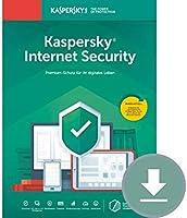 Kaspersky Internet Security 2019 - Dijital Kod (License Key) - E-mail ile teslimat (1 Cihaz 1 Yıl - Standart)