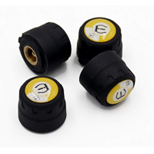 YEZIO Medidor Digital TPMS Bluetooth 4.0 Universal de Neumáticos Externa del Sensor de presión de neumáticos V11B la Ayuda del teléfono Sensor de presión para Laboratorio, Instrumento
