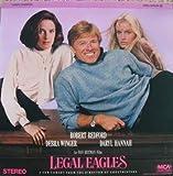 Legal Eagles LASERDISC (NOT A DVD!!!) (Full Screen Format) Format: Laser Disc