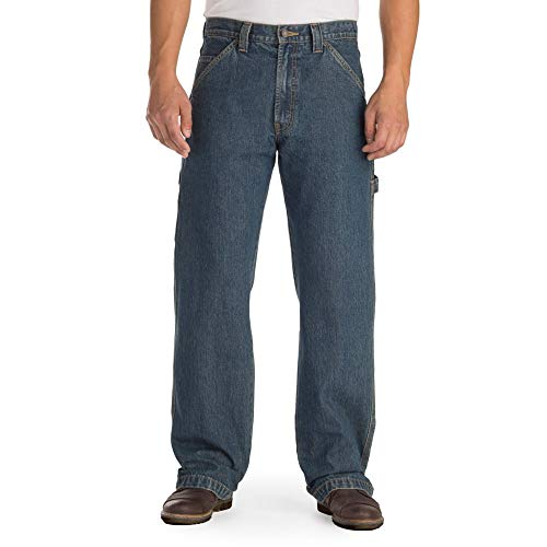 Signature by Levi Strauss & Co Men's Carpenter Jean, Clement, 34x30