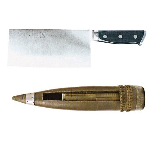 Maestro Wu D-10 Chinesisches Hackmesser/Slicer 17 cm