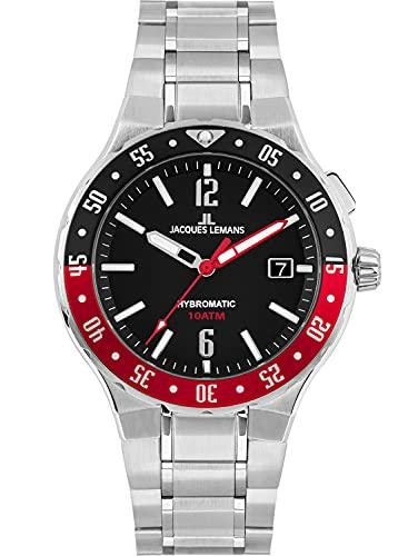 Jacques Lemans Reloj para Hombre 1-2109F