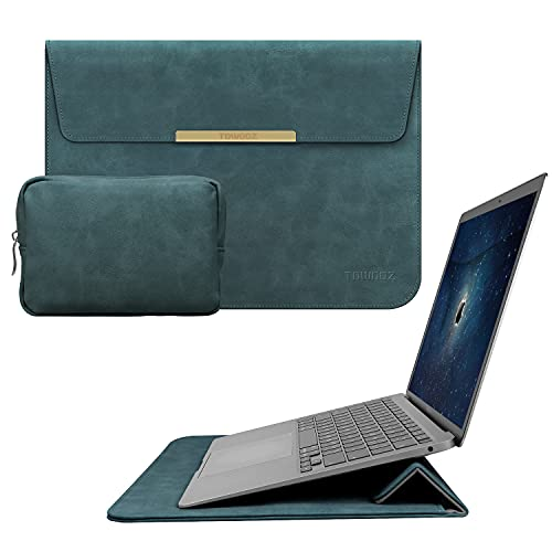 CHACHA 13 Inch Slim Laptop Sleeve Case with Stand Compatible with MacBook...