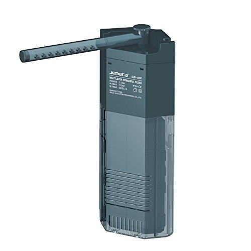 takestop® filter 3in1 JENECA GLB-800 3 filter regen waterval pomp verstelbaar binnen 5,5 W 180 Lh water zoetwater