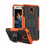 MRSTER Nokia 3 Case, Tyre Pattern Design Heavy Duty Extreme