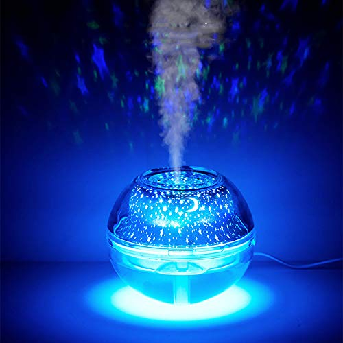 Humidificador de balón difusor de perfume con lámpara de perfume esencial Aceite...