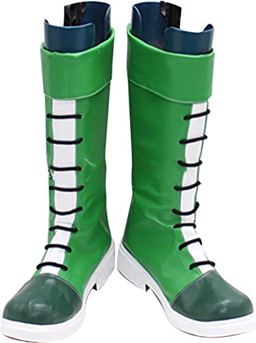 Whirl Cosplay Boots Shoes for Hunter X Hunter GON Freecss Long