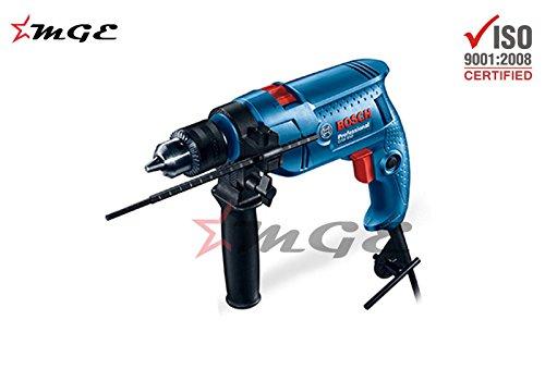 Bosch mecánico para taladros de impacto GSB 550W Kit azul, 122-pcs