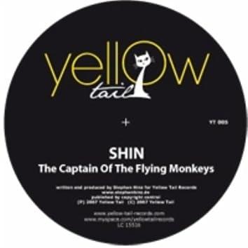 Captain of the Flying Monkeys