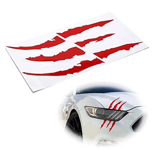 Y/&F Boutique shops 4 Pcs 56mm Center Wheel Cap Tyre Badge Sticker Emblem Decal For Ford ST Focus Mondeo Edge Fiesta Fusion Mustang
