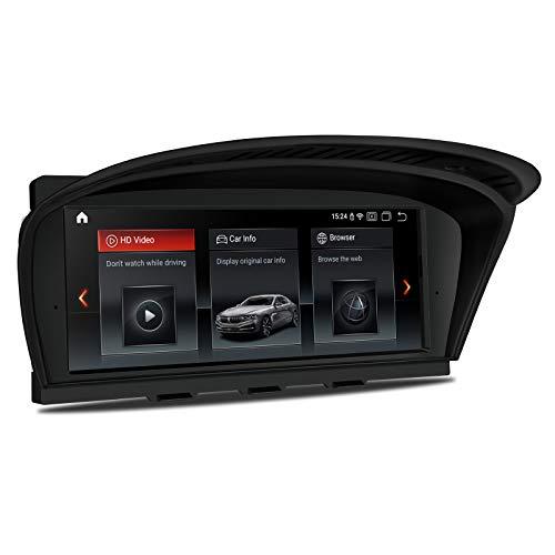 XTRONS 8.8'' Android 10 Autoradio Quad Core 2+32 Auto Multimedia Player mit Reflektion Bildschirm Eingebaut Car AutoPlay Android Auto DVR TPMS FÜR BMW E90 E91 E92 E93 E60 E61 E63 E64 mit CCC System