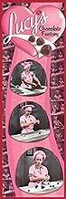 Buyartforless The I Love Lucy Show - Chocolate Factory 36x12 Classic TV Art Print Poster