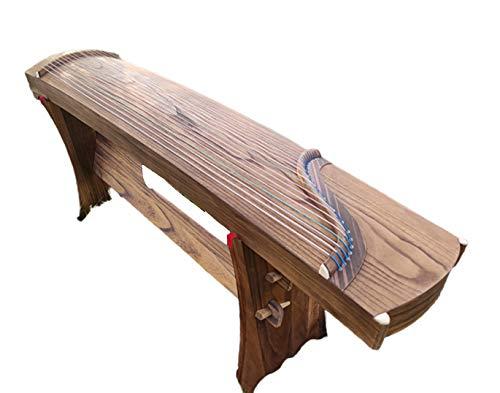 Reines Ahornholz Guzheng spielt live für Anfänger und Fortgeschrittene