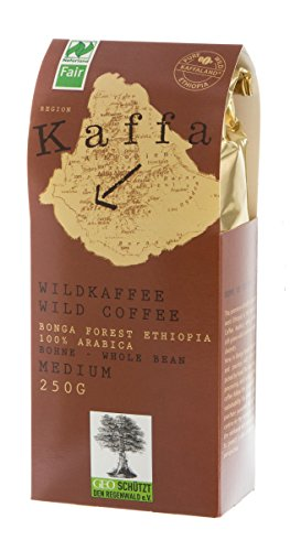 ORIGINAL FOOD Wildkaffee