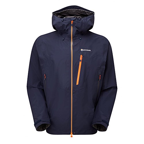 Montane Alpine PRO Giacca, Uomo, Antarctic Blue, M