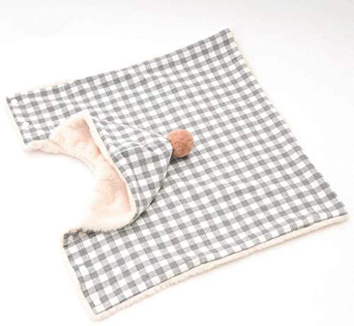 LIjiMY Disfraz De Perro De Invierno Bolsa De Dormir Manta Mascota Manta Clido Perro Traje Edredn Puppy Yorkshire Pomeranianschnauzer Poodle Pug Bulldog Francs (Col O: Azul, Tamao: Grande)