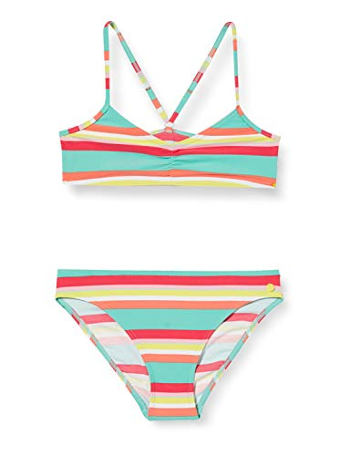ESPRIT Ingrid Beach YG Bustier+Brief Set di Bikini, 335, 152/158 Bambina