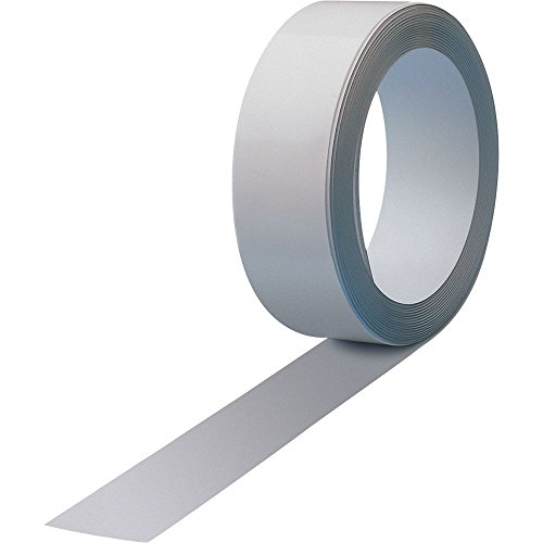 Maul Ferroband, Selbstklebende Magnethaft-Wandleiste aus Stahlblech