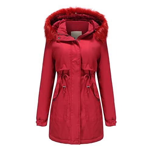 WJANYHN Herbst-/Wintermode Damen Jacke...