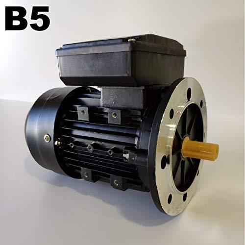 MOTOR ELECTRICO MONOFASICO 220V B5 0,37KW / 0,5CV 1500RPM