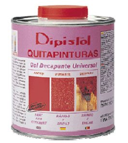 Dipistol 20040515 - Quitapintura Plus Gel 750 Cc.