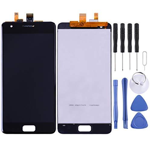FXH Menos Costo Pantalla LCD y digitalizador Asamblea Completa for Lenovo ZUK Z2 taizhan (Negro) Pero una solución efectiva (Color : Black)