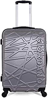 GIORDANO Spinner Luggage Sets, Grey, 74 cm - 170882
