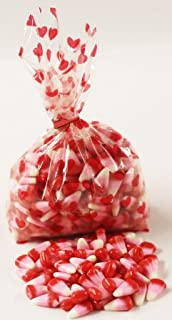 Scott's Cakes Cupid Corn in a 8 oz. Red Heart Bag