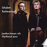 Schubert/Rachmaninoff: Jonathan Swensen; Filip trauch Danaco