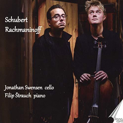 Schubert/Rachmaninoff: [Jonathan Swensen; Filip trauch] [Danacord: DACOCD834]