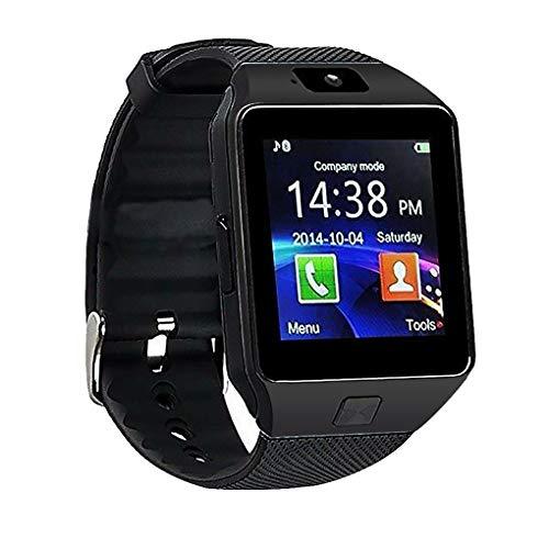 dz09 smartwatch wufeng Touch Screen DZ09 Bluetooth Sport Watch Supporto SIM Schermo di Tocco di 1.56 Pollici Braccialetto dell'orologio Wristband