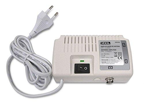 Engel AM0348LE - Amplificador de antena con filtro LTE, blanco