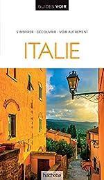 Guide Voir Italie avec Sicile et Sardaigne de Belford Ros