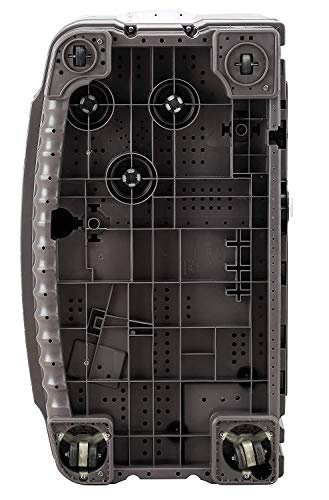 LG 8 Kg 5 Star Semi-Automatic Top Loading Washing Machine (P8035SGMZ, Grey, Collar Scrubber)