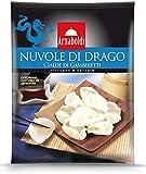 Arnaboldi Nuvole di Drago Chips, Cialde di Gamberetti, Patatine per Aperitivo, Nuvolette di Gamberi - [6 Confezioni da 50g]